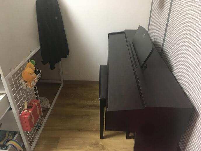 ニトリ電子ピアノ