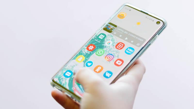 携帯アプリ