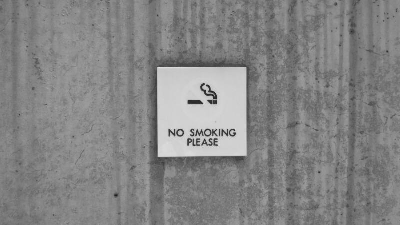 禁煙で固定費削減
