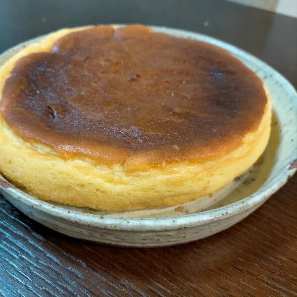 チーズケーキ完成3