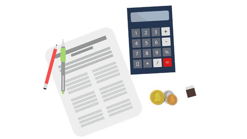 家計簿公開 支出の計算