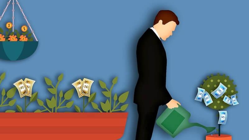 資産総額と推移を公開